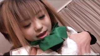 magnificent nips of schoolgirl played with