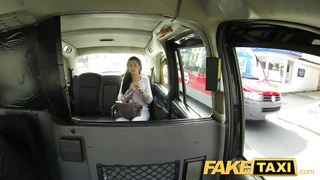 FakeTaxi - youthfull  teen with a brilliant round arse