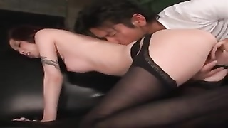 Riina Aishima - warm asian pummeling