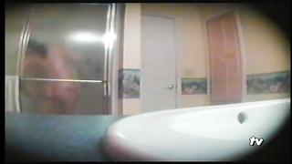 212171large boobies stunner in bathroom voyeur movie