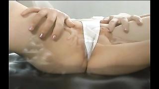 UEHARA Sachi oil massage