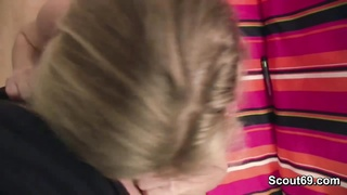 216193German mother in Privat Sex-Tape with not her Step-Son