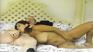 Desi Indian hotty with an old guy