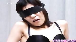 tough poke  with astounding Kasumi