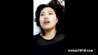 KOREA1818COM. - tidy fantastic Korean doll  loves to deep-throat and Fuc
