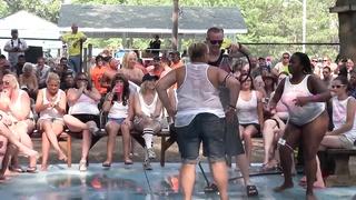 amateur damp T-Shirt contest - Ponderosa 2014