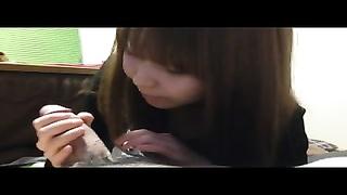 Japanese damsel bj