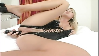 Euro Babe Anal Creampie By Big Cock