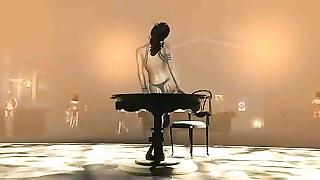 Saboteur Cabaret 3rd Girl Dance