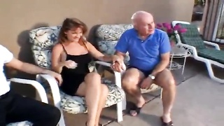 He wants to see his wife with another man
