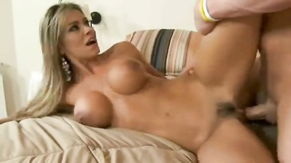 Latina wife hammered by a new man