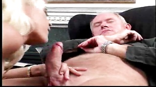 Older guy has anal sex with his trophy wife