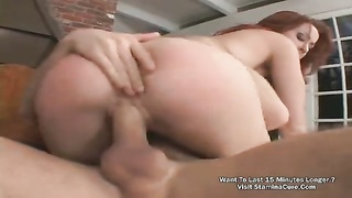 Trinity Post Riding Cock And Assfuck