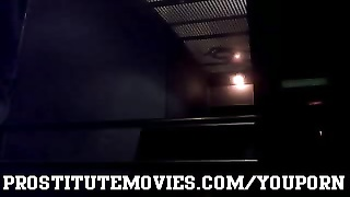 Peepshow spycam in Barcelona