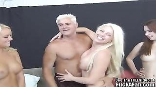 Britney Amber Fucks Very Lucky Fan!