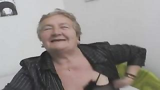 248543Pervert Italian Grandma