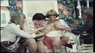 C-C Vintage Anal Shafting