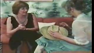 C-C Vintage Anal Dames