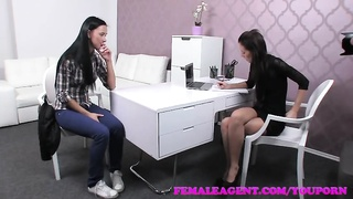 FemaleAgent Let me teach you how to do it