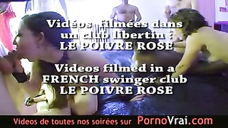 Camera espion en soiree privee ! French spycam203