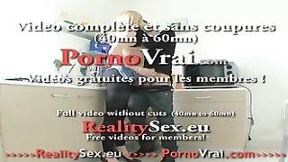 250694Mere de famille sodomisee dans la cuisine ! French amateur