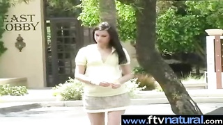 250726Larysa Ftv girls flashing outdoor
