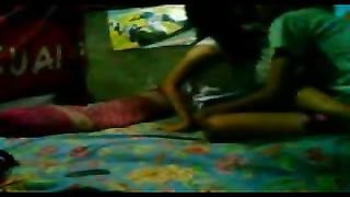 indonesia- muda mudi buat video mesum di kosan