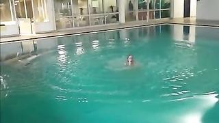 fucking in pool cabin