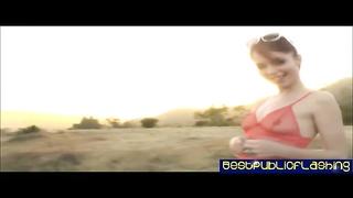 Jessi Palmer - Public Flashing Tiny Dancer pt. 1