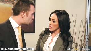 Brazzers - Breanne Benson in Secretary Seduction