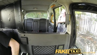 FakeTaxi Student likes to suck cock for cash