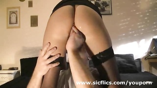 Huge fisting penetrations for greedy wifes pussy