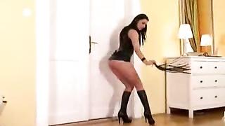 femdom anal strapon lesbians
