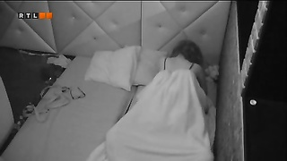 VV7 Big Brother Hungary-Dennis and Fanni have sex again