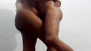 Witty Indian Bombshell smoking & deep deepthroat blowjob to her BF Prick