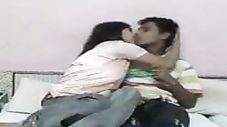 sexy indian in lodge get fucked with bf