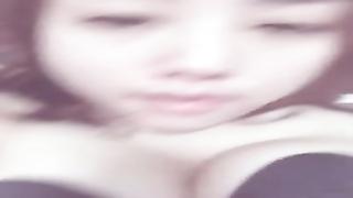 Gorgeous Asian Teen Enjoys To Tempt