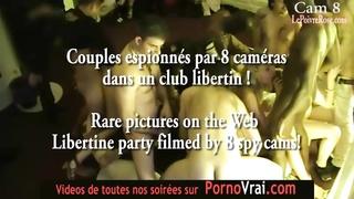 Digital Camera espion en soiree privee ! French spycam350