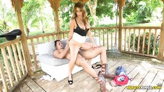 Busty Italian Milf Mia Ryder