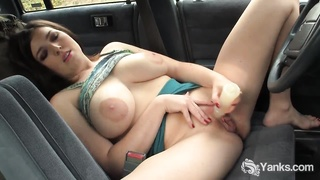 Amber Alias is continually in a position to sperm