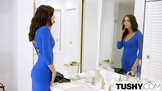 TUSHY 1st Ass Sex For Lovable House-wife Whitney Westgate
