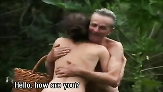 Carina - A Day in the Life of a Naturist (No sex)