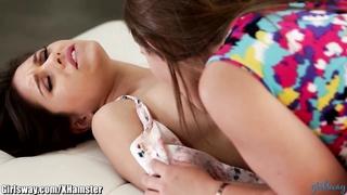 266556Girlsway Dani Daniels helps Shyla Cummmm