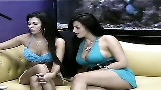 Regina Rizzi and her not so nice friend...