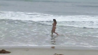 beach have sex