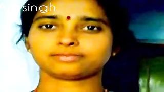 desi very cute bhabhi fuckd her cosine