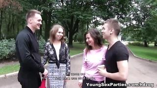 Girlfriends fucked like sluts