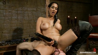 Asphyxiating Female Domination
