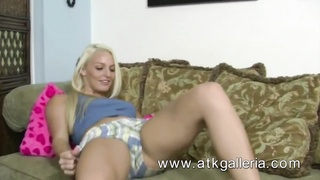 Macy Cartel blonde teen shares with you her moments
