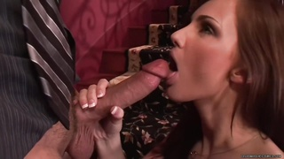 Lily Carter Lets Loose On Him